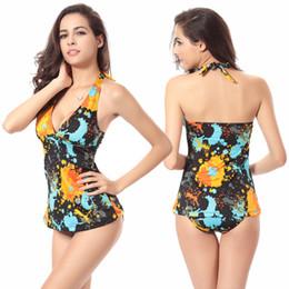 Wholesale Ladies Swimwear Dresses - 2016 Sexy Swimwear Bikini Dress womens Push Up Bikini Brazilian Sexy Bandage Beach Swimwear Ladies Swimsuit Bathing Suit