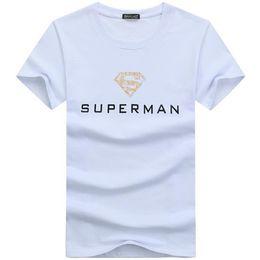 Wholesale Mma Shirts - Mans T-Shirt Solid Color Men Short Sleeve Fun Mma Tshirt Hip Hop Bodybuilding Compression Crossfit Fitness Clothes