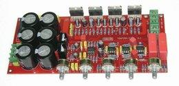 Wholesale Pass Amplifier - TDA7294 2 x 80W +160W Subwoofer Low Pass Filter 2.1 Amplifier Board