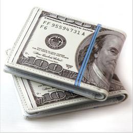 Wholesale Dollar Bill Wallets - 2015 genuine Man Wallets Fashion leather clutch Dollar Bill Wallet Male's Purse card holder carteira masculina billeteras 85161