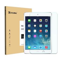 2019 samsung pro compresse iPad Pro 9.7 Protezioni per schermo in vetro temperato da 12,7 pollici iPad mini aria Samsung Tablet PC con scatola al minuto 01 samsung pro compresse economici