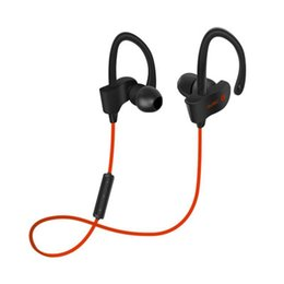 Wholesale Water Proof Headphones - Sports Wireless Bluetooth 4.1 Stereo Handsfree in-ear Noise Cancelling Water-Proof Voice Activate headphones