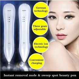 Wholesale Machine Make Up - personal spots removal pen permanent make up machine mole freckle removal machine