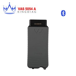 Wholesale Scanner Vw Vas - Wholesale-2016 Quality A+ multi-language vas 5054a scanner V19 VAS5054 with Bluetooth vas5054a for VW skoda seat Free Shipping