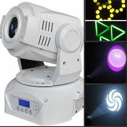 Wholesale Dmx Moving Light - Hot Sale 75w 90w Led Moving Head Spot Gobo Light For Stage Disco Dj DMX 16channels+8 colors+18 patterns