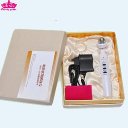 Wholesale Iron Infrared - Whosale detoxification ion eye massage pen  Led Eye Massage Pen Color Light