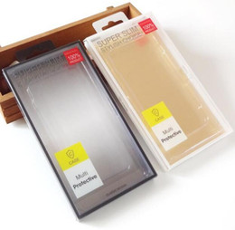 Wholesale Cell Phone Case Retail Packaging - Universal PVC Plastic Empty Retail Package Box Cell Phone Case Packaging boxes for Samsung S8 S7 S6 edge note 8 iphone 8 7 6S plus