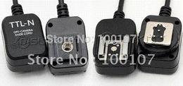 Wholesale Ttl Flash Cord - 3M 3 meter i-TTL Off Camera FLASH sync Cord for Nikon D7000 D3200 SB 910 700 900