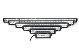 Wholesale Led Dual Flood Lights - Hotsale 50 inch 288w dual rows cree 4x4 led light bar, 4D led light bar, offroad led light bar 288w