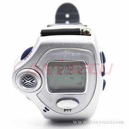 Wholesale Walkie Talkie Watches For Kids - 2pcs  Pair Wrist Watch Freetalker RD-820 Walkie Talkie for kids in toy walke talkie Ham Radio Interphone 2-Way Radio With VOX Operation