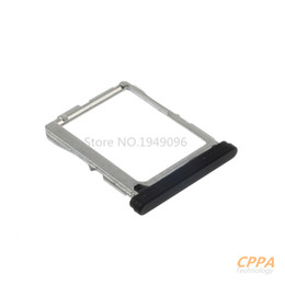 Wholesale Nexus Repairs - Wholesale-Free shipping For SIM Card Tray Holder Repair Part for LG Google Nexus 5 D820 (OEM, Not Brand New) parts