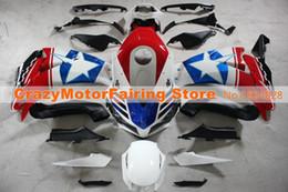 Wholesale Honda Star Fairing - 3 gifts New Complete Injection Mold ABS Fairing set For Honda CBR1000RR 2012 2013 2014 2015 CBR1000 bodywork 12 13 14 15 Hot buy star cool