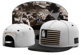 Wholesale Design Snapbacks - HOT ! New gray snapback Hats baseball Cap for men women Cayler and Sons snapbacks Sports Fashion Caps brand hip hip brand design hat