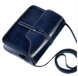 Wholesale Soccer Bag Leather - 2017 Women Mini Bag Girls Leather Female Travel Outdoor Sports Camping Hiking Bag Mujer Shoulder Messenger Bags Handbag