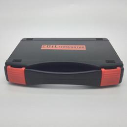 Wholesale E Cigarette Bags - Terminator Tool Kit E Cig DIY Kit Vape Mod RDA RTA RDTA RBA Needed Coil Build Tool Kit E Cigarette Bag