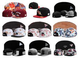 Wholesale Custom Hats Women - Snapbacks Cayler & Sons Women Men Hats Fashion Street Headwear Caps Adjustable Hip Hop Hats Cayler and Sons Custom Football Caps