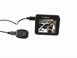 Wholesale Hd Camcorder Resolution - High resolution 2.7-inch LCD H.264 digital camcorder mini hd camera button dv