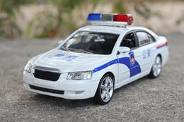 Wholesale Model Toy Police Lights - Alloy Car Model,Police Car,Patrol Wagon, High Simulation with Sound,Head Lights, Boy' Toy,Kid' Gifts, Collecting, Home Decoration, Free Ship