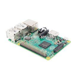 modèles de bélier Promotion Gros-3pcs / lot 2015 NouveauOriginal Raspberry Pi 2 Modèle B Broadcom BCM2836 1G RAM 6 fois FZ1411