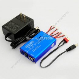 Wholesale Rc Battery 6v - HobbyTiger 6 Port 1s Battery Charger For Walkera Hubsan RC Quadcopter SE(BC-1S06)+ charger auto charger 6v
