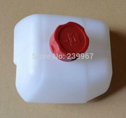 Wholesale Fuel Tanks - Fuel tank assembly for Robin NB411 BG411 CG411 free shipping chainsaw trimmer fuel tank + fuel cap weedeater cutter aftermarket parts