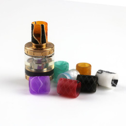Wholesale Ego X - Super Cheap Nautilus X Tip Acrylic Drip Tips Wholeale 510 Mouthpieces Drip Tips For E Cigs nautilus atlantis EGO Wide Bore Drip Tips