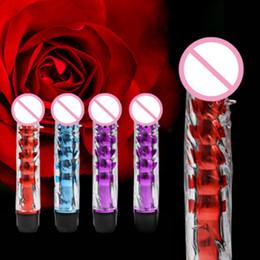 Wholesale Glass Vibrators Anal - Waterproof Multi- Speed Dildo Vibrator Cilt Vibrators Penis Vibrator Sex Products Vibrator Adult Sex Toys For Woman