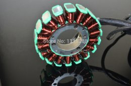 Wholesale Motorcycle Magneto Stator - 100% New High Output Stator Coil For Suzuki DR250 DR 250 250XC 1994 - 2007 Djebel 250 1998 - 2008 MOTORCYCLE MAGNETO
