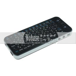 Wholesale Ipazzport Air Voice - iPazzPort Russian Wireless Keyboard Game Air Mouse KP-810-16V Built-in Speaker and Microphone Voice Laptop & Tablet Accessories