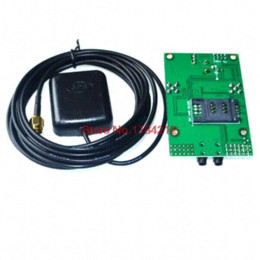 Wholesale Module For Gsm - SIM908 Module GSM GPRS GPS Development Board IPX SMA with GPS Antenna for Raspberry Pi
