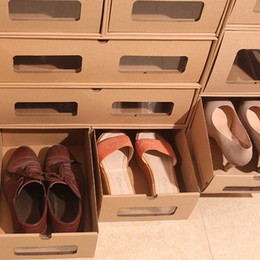 Wholesale Drawers Storage Box - Customizable Shoe box, Corrugated box Packing Boxes, Corrugated boxes, Drawer type Storage box, living storage box, free shipping