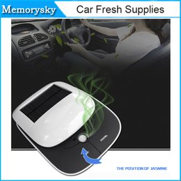 Wholesale Negatives Cars - air purifier for car home protable negative freshener Carbon Filter Ionizer Disinfector Sterilizer Deod via dhl free 010275