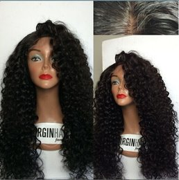 Wholesale Indian Beyonce - 6A Glueless Full Lace Human Hair Wigs For Black Women Brazilian Virgin Hair Wigs Wet Wavy Beyonce Lace Front Wigs With Baby Hair