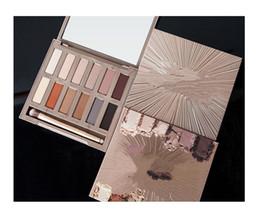 Wholesale Eye Shadow 12 Color Palette - Pre sale NEW ! HOT Makeup ULTIMATE BASICS Lidschatten matte Farben Matte Eye Shadow 12 Color Palette DHL free shipping