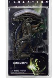 "Wholesale Alien Comic - NECA Alien Isolation Action Figure Series 6 Xenomorph 9 "" Action Figure a"
