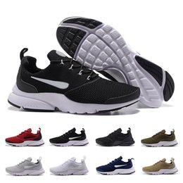 Wholesale Cool Shoes For Women - 2017 Cool Air Presto Fly 3 Line Ultra Olympic BR QS Running Shoes For Men Fashion Casual Walking Sports Sneakers Women Size 40-45