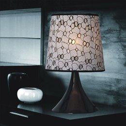"Wholesale Ceramic Table Lights - eplazalighting table lights 13.78"" art deco bedroom study room touch switch living room lights"