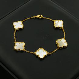 Braccialetti diamanti degli uomini online-Bracciale rigido in acciaio 316L in titanio con fiore in pietra rossa nera verde e diamanti in 18cm di lunghezza per gioielli da donna e uomo