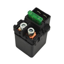 Wholesale Starter Relay Solenoid - Replacement Starter Relay Solenoid fit Kawasaki ZX750 NINJA ZX7RR ZX-7R 1996 97 98 99 20 01 2002 2003