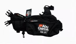 Wholesale Abu Bags - classic ABU Waist bag Waist pack Lure Pocket Accessories Bags Backpack Fishing bag edc bag ourdoor camp