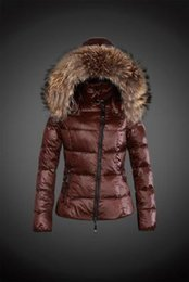 Wholesale Women Warm Winter Coat Fur - M30 parkas for women winter jacket warm woman jackets anorak women coats with real fur hood parka women jackets