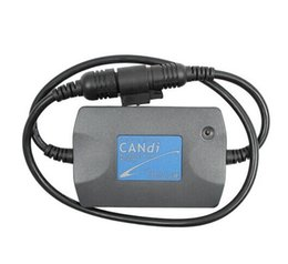 Wholesale Gm Auto Tech - Wholesale-Cheapest GM Tech 2 GM TECH2 CANDI Interface module for GM tech2 auto diagnostic connector adaptor Hot Sale Free Shipping
