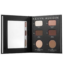Wholesale Wholesale Factory Free Shipping Code - In stock Factory Price !!! New arrival Makeup Kevyn Aucoin Contour Book High light & Shadow palette with the code Free shipping