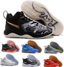 Wholesale Brand Sports Shoes China - HyperRev Basketball Shoes High Men BHM Gold 2017 Man Air Zoom Hyper Rev Zapatilla China Brand Replicas Sport Sneakers
