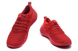 Wholesale Eva Ninja - Brand Papaa Qs Ninja Shoes Low-cut sports sneakers Black Red Casual Breathable Running Shoes Drop Shipping Wholesale cheap price