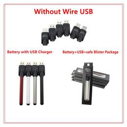 Wholesale Ecig Usb - CE3 O-pen vape bud touch ecig battery - 510 thread 280mAh ecig touch battery for ce3 vaporizer pen. USB Charger Battery Blister optional