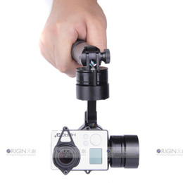 Wholesale Handheld Steadycam Stabilizer - Wholesale-PRO Brushless Handle Steadycam Handheld 3-Axis Gimbal Camera Mount Stabilizer for Gopro Hero 3 3+ ST-316