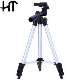 Wholesale Bags For Tripods - WEIFENG WT-3110A 4 Sections Portable Universal Lightweight Standing Tripod for Fuji Canon Sony Nikon Camera With Bag