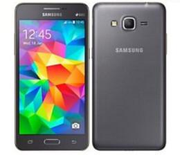 Wholesale 8gb Dual Sim - 2016 Original Samsung Galaxy Grand Prime G530 Ouad Core Dual Sim Unlocked Cell Phone 5.0 Inch TouchScreen refurbished cellphone