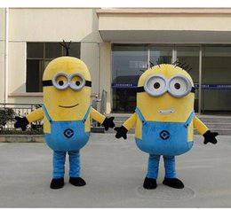 Wholesale Mascot Costume Factory - Factory Outlet Despicable me minions mascot costume for adults despicable me mascot costume free shipping